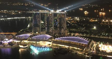 Herätys Suomi! Terveisiä Singaporesta