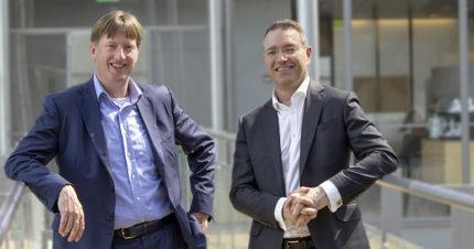 Jan-Huug Lobregt ja Marko Lehto