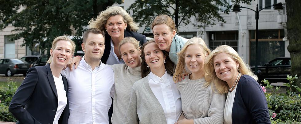 Eva Ahlströmin säätiön hallitus