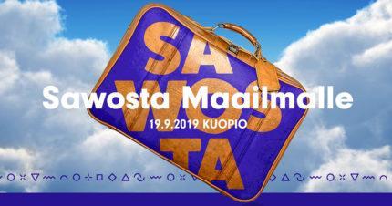 Sawosta Maailmalle 2019