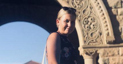 Emma Hartwall oli mukana NextGeneille suunnatussa PwC:n Accelerator Academy -ohjelmassa Stanfordissa Palo Altossa elokuussa 2019.